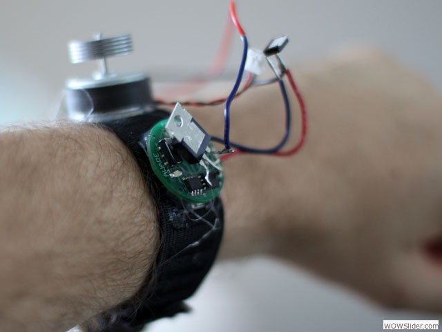 Awareness Watch, Early Prototype